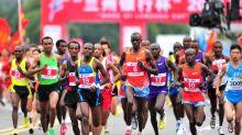 【非洲人玩晒】中國長跑比賽的「一帶一路」