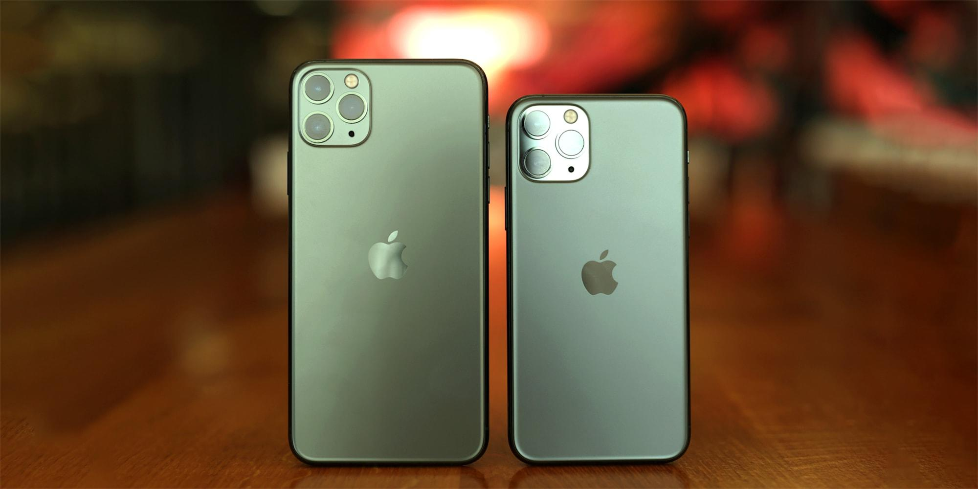 Apple Iphone 11 Pro And Pro Max Review Better But Not Groundbreaking Engadget