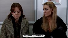 Coronation Street spoiler: Eva can't come to terms with her new situation