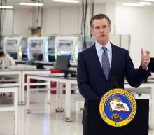 California governor introduces new stay-at-home order amid Covid-19 surge