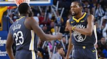 Warriors' Draymond Green believes Kevin Durant NBA's best scorer ever