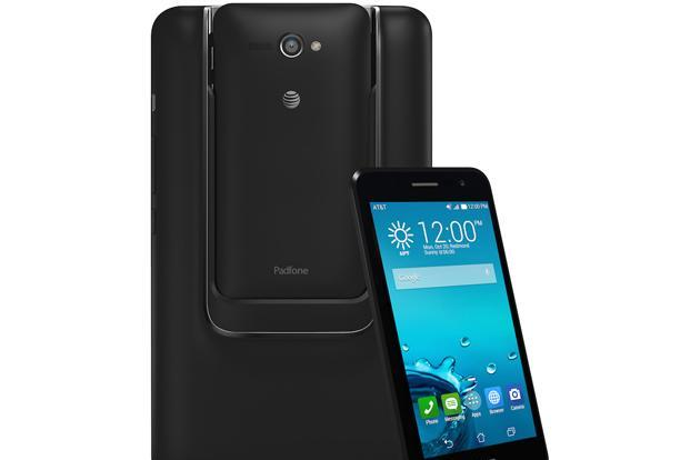 ASUS' PadFone X mini phone-and-tablet hybrid reaches AT&T