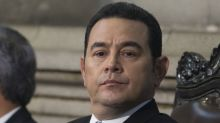 Prosecutors seek to lift Guatemala president's immunity