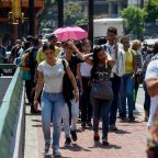 New blackout hits swaths of Venezuela including Caracas