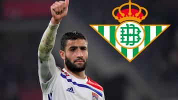 El Betis confirma el fichaje de Nabil Fekir