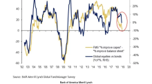 Swelling corporate debt piles are now global fund managers' major concern