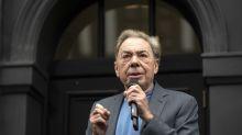 Andrew Lloyd Webber: People who refuse coronavirus vaccine are selfish