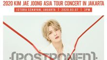 Pihak Promotor dan Agensi Putuskan Tunda Konser Kim Jae Joong di Indonesia