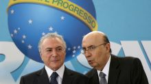 Brazil's Temer to scrap reelection effort, back Meirelles run: source