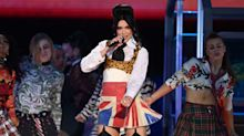 Brit Awards 2021: Dua Lipa dominates in a ceremony blasting out the return of live music