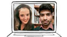 Blind date: 'We discussed geography teachers as good date options'