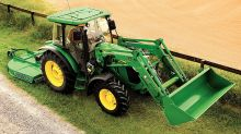 IBD Rating Upgrades: Deere & Company Flashes Improved Relative Price Strength