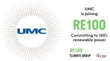 UMC Pledges Net Zero Emissions by 2050