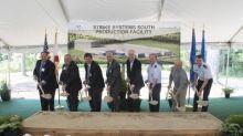 Lockheed Martin Breaks Ground on New Production Facility