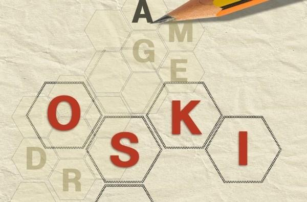 Oski for iPad is the thoughtful person's word game, with a lot of twists