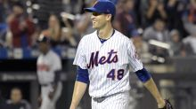 Writer who didn't vote for Jacob deGrom for first place in Cy Young has no patience for WFAN host