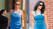 Fashion Battle: Heidi Klum vs. Padma Lakshmi