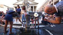 Emergenza idrica Roma, Raggi chiede stato emergenza, Chigi rimanda