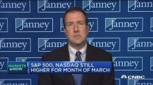 Janney:  Not all that concerned about inflation right now