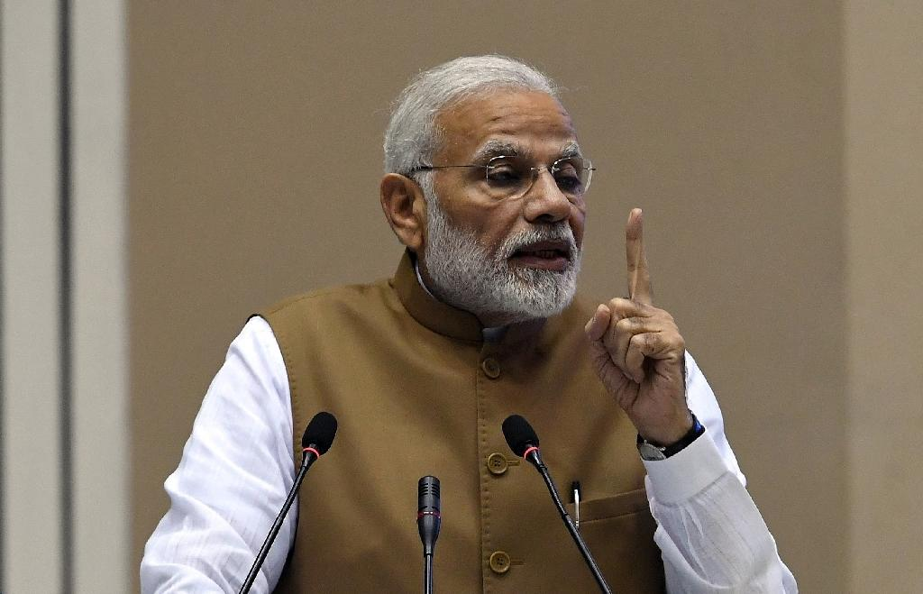 Prime Minister Narendra Modi's nationalist government amended the controversial law in 2017 to include even assets held by legal heirs who stayed behind and were Indian citizens