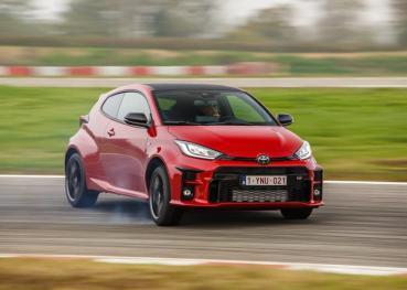 證明自家性能車不是花拳繡腿,Toyota公布GR Yaris的製造過程