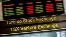TSX falls0.28 percent