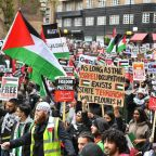 Metropolitan Police investigating officer who shouted 'free Palestine' at protest