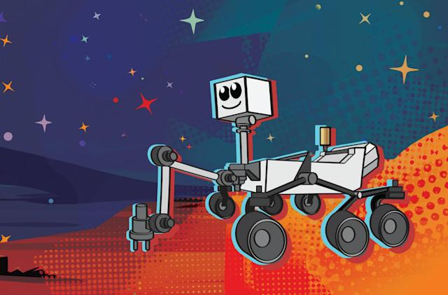Help NASA name its Mars 2020 rover