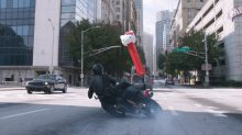 Watch Evangeline Lilly's heroine pull off canny car tricks in this 'Ant-Man and the Wasp' clip (exclusive)
