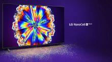 Smart TV NanoCell 4K da LG com 790 reais de desconto