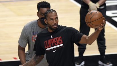 Clippers will be without Kawhi for Game 6 vs. Jazz