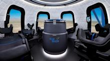 First photos inside futuristic capsule for space tourists released