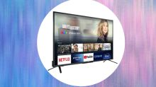 Take $100 off this 50-inch Smart TV from Amazon, but not for long