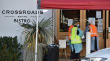 Virus resurgence sparks Sydney pubs clampdown