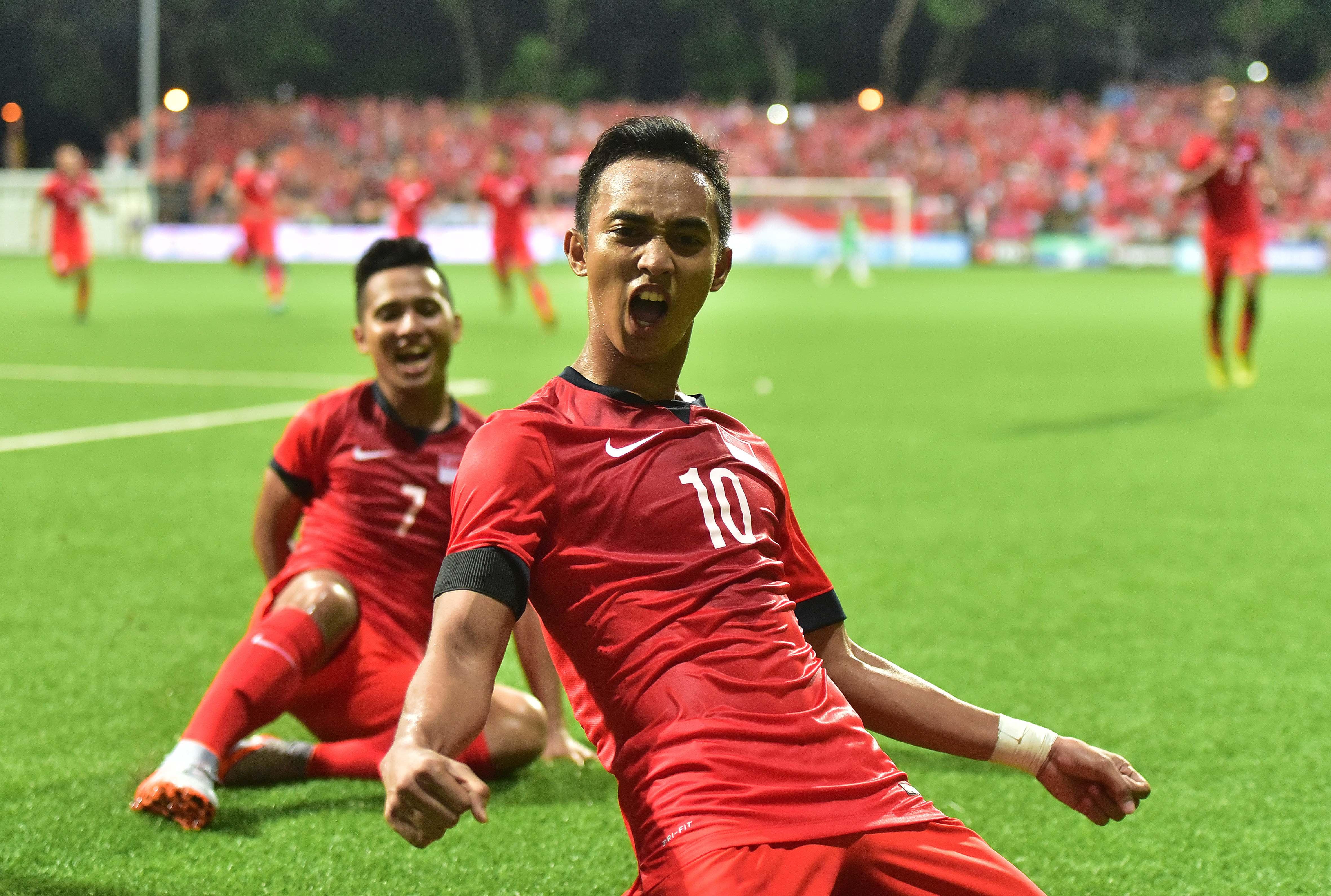 Late Faris Ramli goal seals 1-0 win for Lions over Malaysia