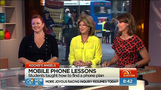 Kochie's Angels - May 13