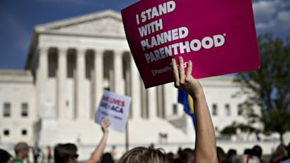 SCOTUS rebuffs key Planned Parenthood cases