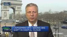Haven't seen impact of Brexit, says Capgemini CFO