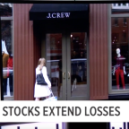 J. Crew CEO steps down