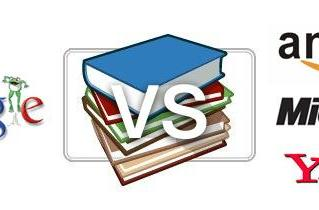 Amazon, Microsoft and Yahoo unite against Google Books