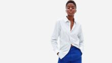 Everlane's newest pants are the perfect wardrobe basic for fall