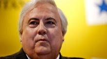 Australian mining magnate Clive Palmer charged over alleged fraud