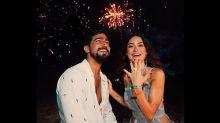 Thaila Ayala está noiva de Renato Góes