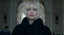 Everyone's saying the same thing about the new 'Red Sparrow' trailer starring Jennifer Lawrence