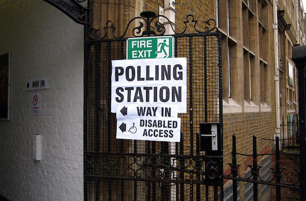 Google will tell you who your local General Election candidates are