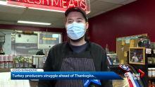 Thanksgiving sales key for Ontario turkey farmers' bottom line amid pandemic