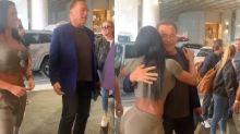 Gracyanne Barbosa tieta Schwarzenegger e comemora elogio: 'Zerei a vida'