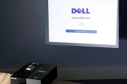 Dell's tiny M109S pocket projector gets hands-on treatment