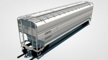 Greenbrier Builds 50,000th Covered Hopper Railcar
