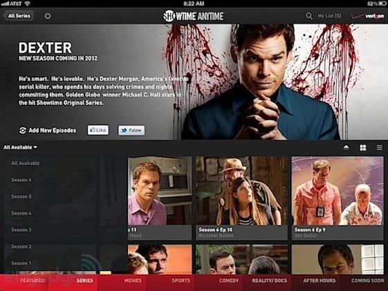 Showtime Anytime now available to Verizon FiOS TV customers (hands-on)